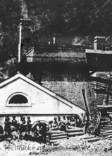 Františka na fotografii ze šedesátých let 19. století
