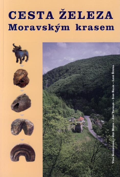 Cesta železa Moravským krasem - kniha