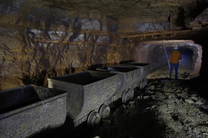 Důlní vagónky
