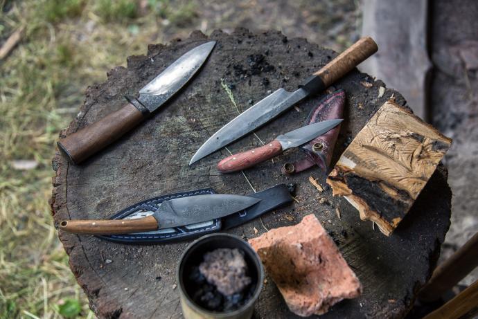 Poměřování nožíků